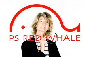Paola Simeone PS Red Whale Borse in Pelle