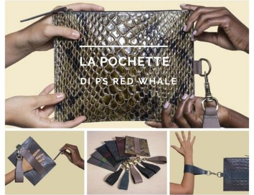 LA POCHETTE di PS RED WHALE nello shop on line